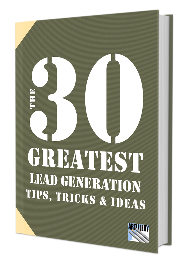 30 Greatest Lead Generation Tips, Tricks, and Ideas