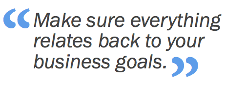 importance of business goals