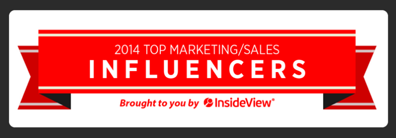 InsideView_Top_Sales__Marketing_Influencers_of_2014