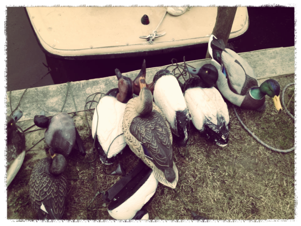 social proof duck hunting