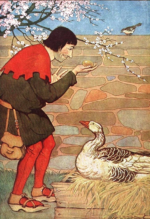The Goose That Laid the Golden Eggs   Project Gutenberg etext 19994 resized 600