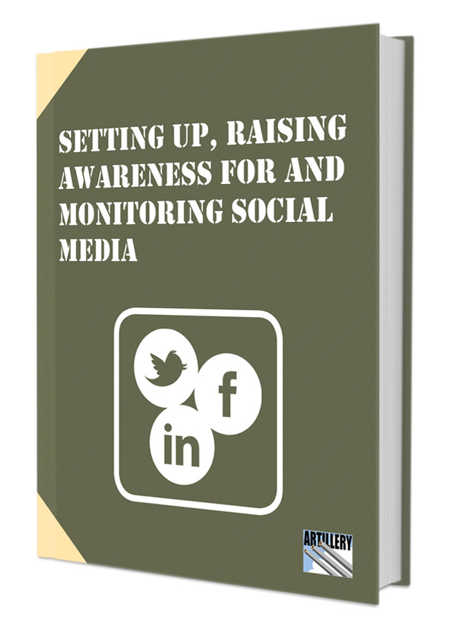 Free eBook: Setting Up, Raising Awareness for, and Monitoring Social Media