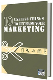 10 Useless Things to Cut from Your Marketing Ebook