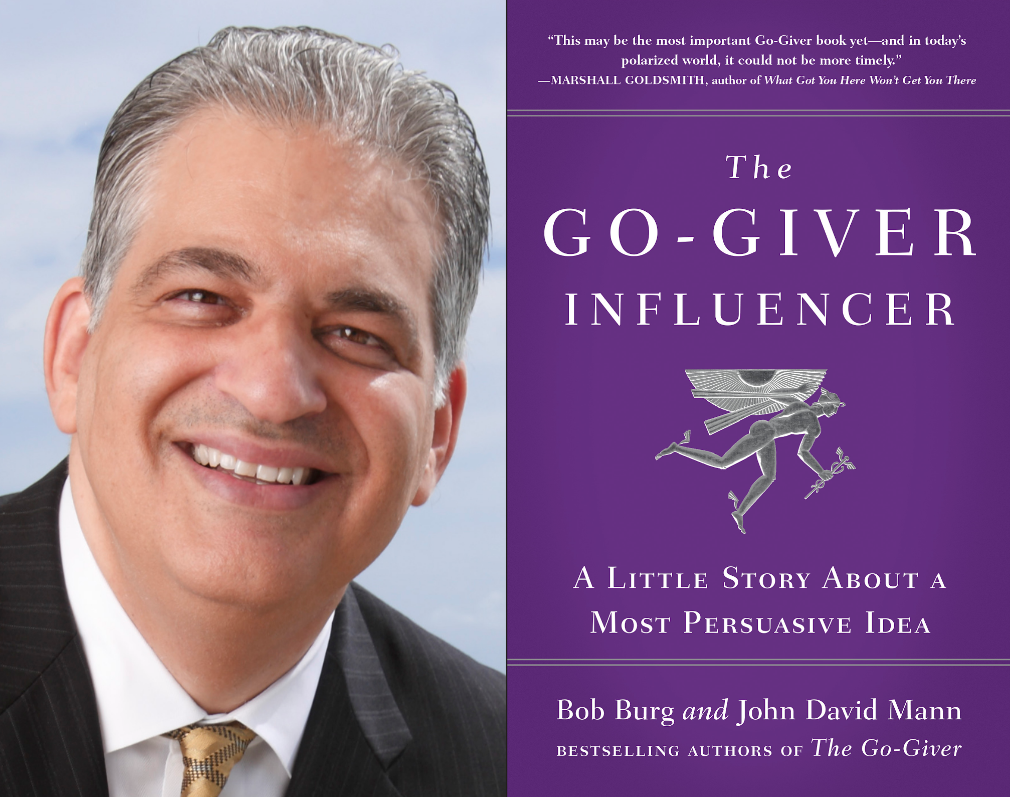The Go-Giver Influencer by Bob Burg