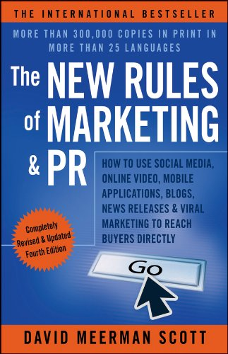 New Rules of Marketing & PR 4th Edition