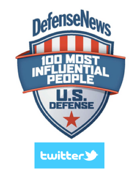Defense News Top 100 Influencers on Twitter