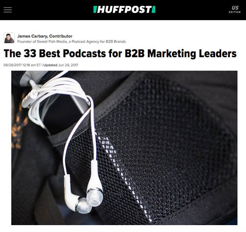 Marketing Book Podcast Huffpost.png