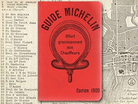 original michelin guide
