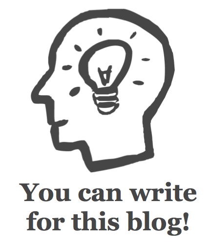 write for this blog