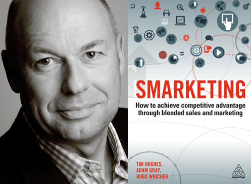 """The Marketing Book Podcast: """"Smarketing"""" by Tim Hughes"""